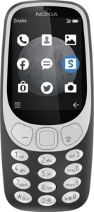Nokia 3310 3G Mobile Phone Grey