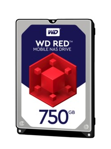 WD Red 750 GB NAS HDD
