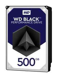 WD Black Mobile 500 GB HDD