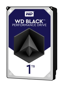 HDD 1 TB WD Black Mobile