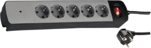 Power Strip 5x Surge Protect 1.5m Switch
