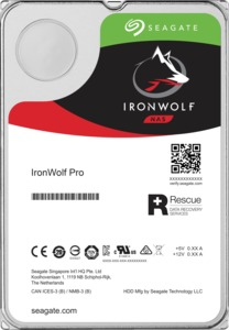 DD NAS 6 To Seagate IronWolf PRO