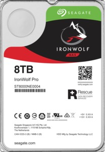 HDD Seagate IronWolf PRO 8 TB NAS