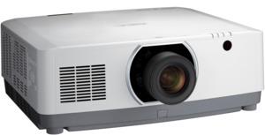NEC PA and PX Laser Projector