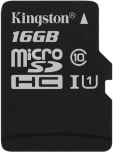 Kingston Canvas Select microSDHC 16 GB