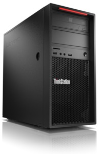 Station de travail Lenovo ThinkStation P520c au format tour