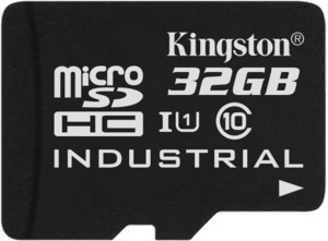 Kingston Industrial microSDHC k. 32 GB