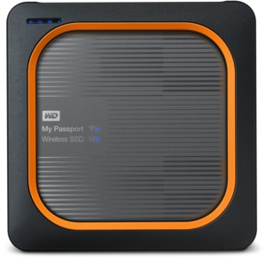 WD My Passport Wireless 500 GB SSD