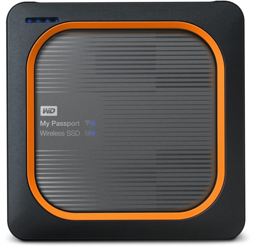 Buy WD My Passport Wireless 1TB SSD (WDBAMJ0010BGY-EESN)