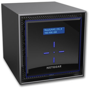 NETGEAR ReadyNAS 424 4-bay NAS