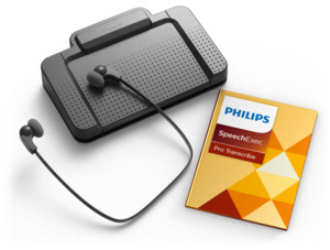 Philips SpeechExec 7277 TranscriptionSet