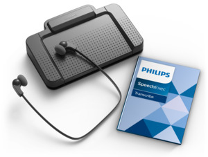 Philips SpeechExec 7177 Transkriptionset