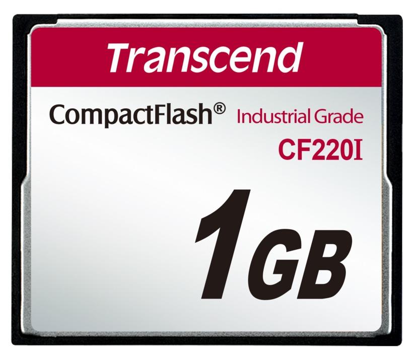 Koupit Karta Cf Transcend Cf220i 1 Gb Ts1gcf220i