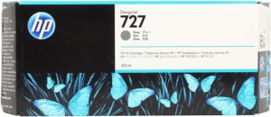 HP 727 Ink Grey 300ml
