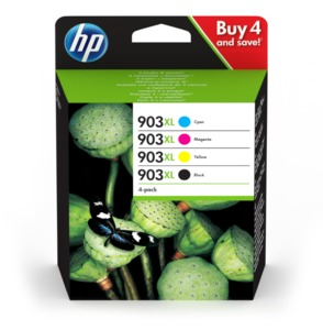 HP 903XL Ink Multipack