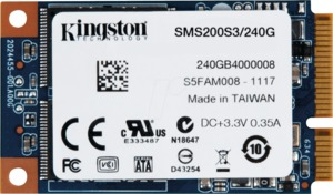 Kingston SSD SSDNow mS200 mSATA 240 GB