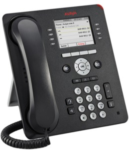 Avaya 9611G IP Deskphone IP-Telephone