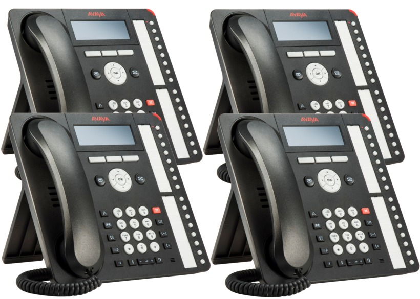 Buy Avaya 1616-I IP Deskphone 4-pack (700510908)
