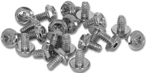 6-32 UNC x 6 mm Hexagon Head Screws