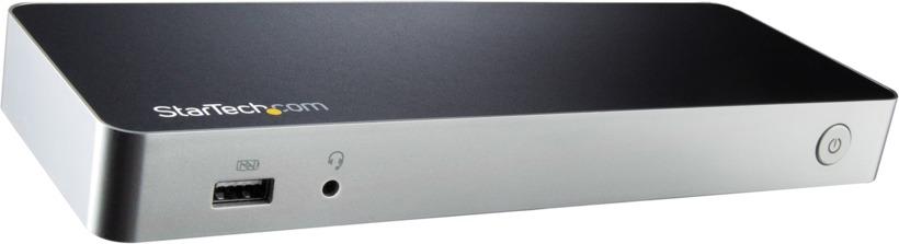 Buy StarTech USB 3 0 Docking Station 2x HDMI (MST30C2HHPDU)