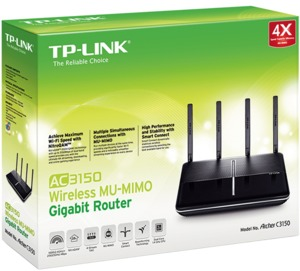 TP-LINK Router Archer C3150 MU-MIMO WLAN