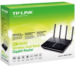 TP-LINK Archer C2600 WLAN-Router