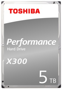 Toshiba X300 5 TB Performance HDD