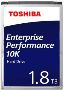 Toshiba AL14SEB Enterprise HDD 1,8 TB
