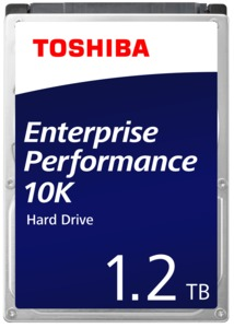 Toshiba AL14SEB Enterprise HDD 1.2TB