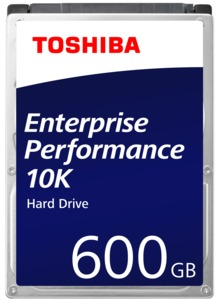 Toshiba AL14SEB Enterprise HDD 600 GB