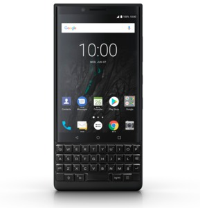BlackBerry KEY2 Smartphone schwarz