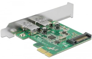 Delock USB 3.0 PCIe Interface Card