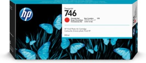 HP 746 Ink Chrome Red