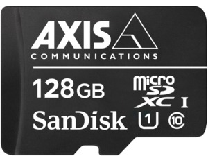 AXIS Surveillance microSDXC Card 128GB