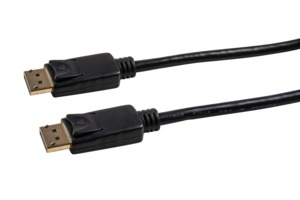 DisplayPort Cable m/m 1.8m