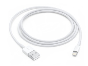 Apple Charging Cable Lightning-USB 1m