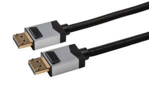 DisplayPort 1.3 Cable, Premium 1 m