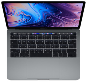 Apple 13 MacBook Pro 256GB Space Grey