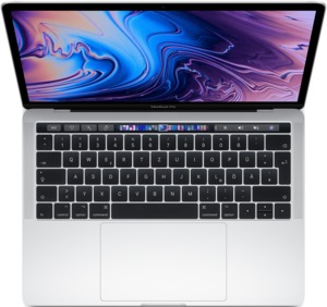 Apple 13 MacBook Pro 256GB Silver