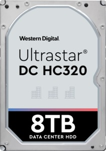 Western Digital DC HC320 8TB HDD