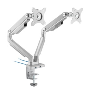 ARTICONA Dual Monitor Arm with USB 3.0
