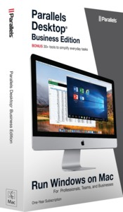 Parallels Desktop for Mac Business Edition Subscription incl. Maintenance & Support Renewal 36 months