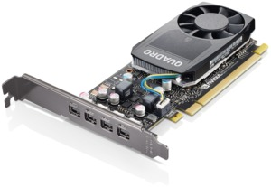 Lenovo NVIDIA Quadro P620 Video Card