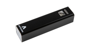 ARTICONA easy 2600 mAh Power Bank Black