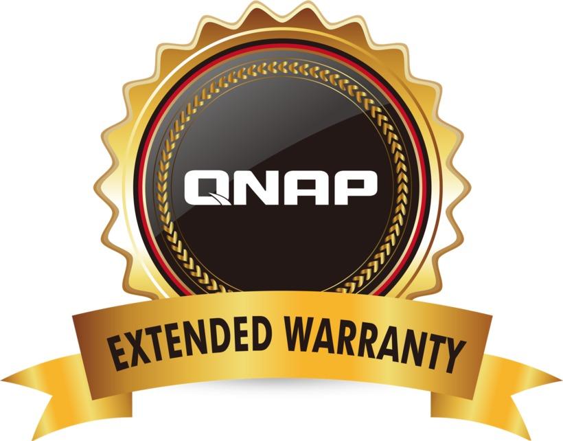 Buy QNAP 3-year Warranty Extension (EXT3-TS-431XU-RP)