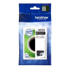 Brother LC-3233BK Ink Black