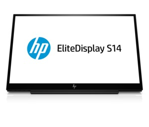 HP EliteDisplay S14 monitor