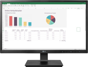 LG All-in-One Cloud Monitore