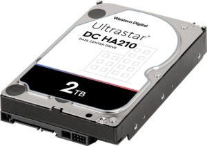 Western Digital DC HA210 2TB HDD