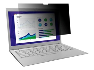 3M HCNMS004 Surface Book 2 Privacy Filt.